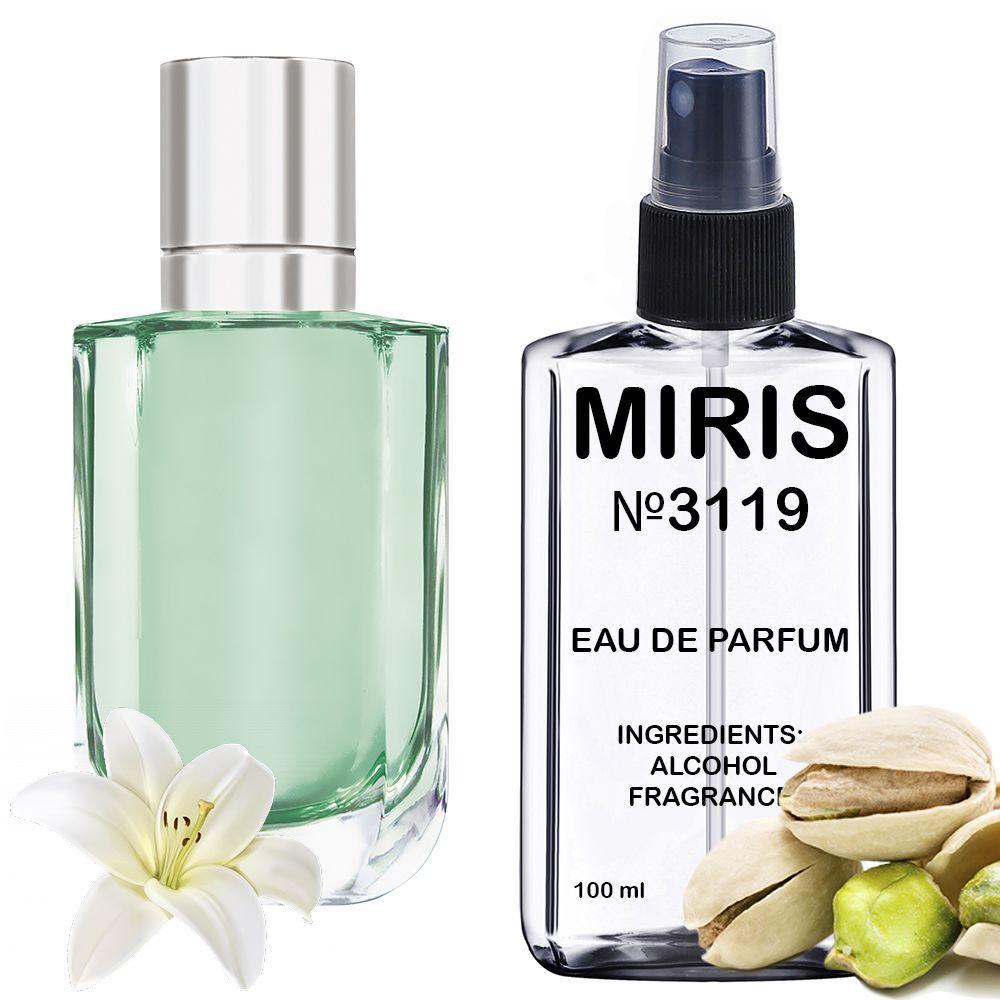Духи MIRIS №3119 (аромат похож на Davidoff Run Wild For Her) Женские 100 ml
