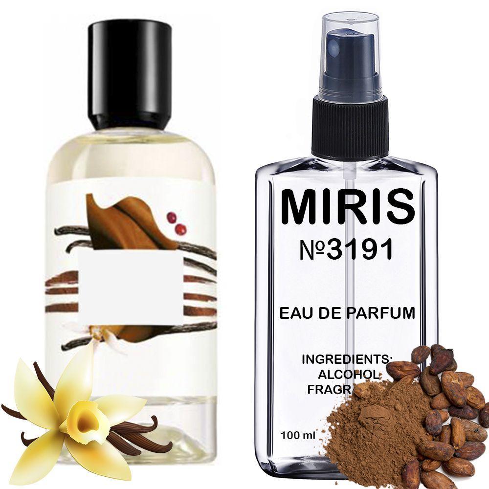Духи MIRIS №3191 (аромат похож на Yves Rocher Cuir de Nuit) Унисекс 100 ml