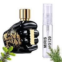 Пробник Духов MIRIS №3129 (аромат похож на Diesel Spirit Of The Brave) Мужской 3 ml
