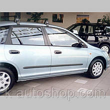 Молдинги на двері для Honda Civic Mk7 5Dr Hatchback 2000-2005