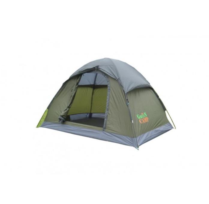 Палатка туристична 2-Х місцева Green Camp Oxford