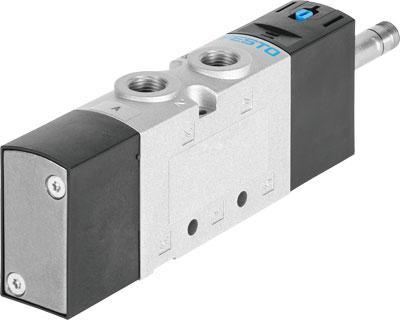 Распределитель с электроуправлением VUVS-LT25-M52-MD-G14-F8