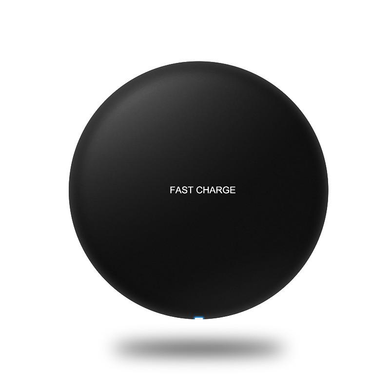 Зарядное устройство JETIX N5 Fast Charge Black (Беспроводное)