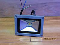 Светодиодный прожектор уличный 10 вт