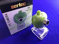 Функциональная WEB камера Sertec PC-122, фото 1