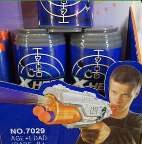 Бластер Nerf Нерф стріляє поролоновими снарядами 7029, фото 2