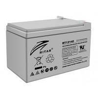 Батарея к ИБП Ritar AGM RT12140, 12V-14Ah (RT12140H)
