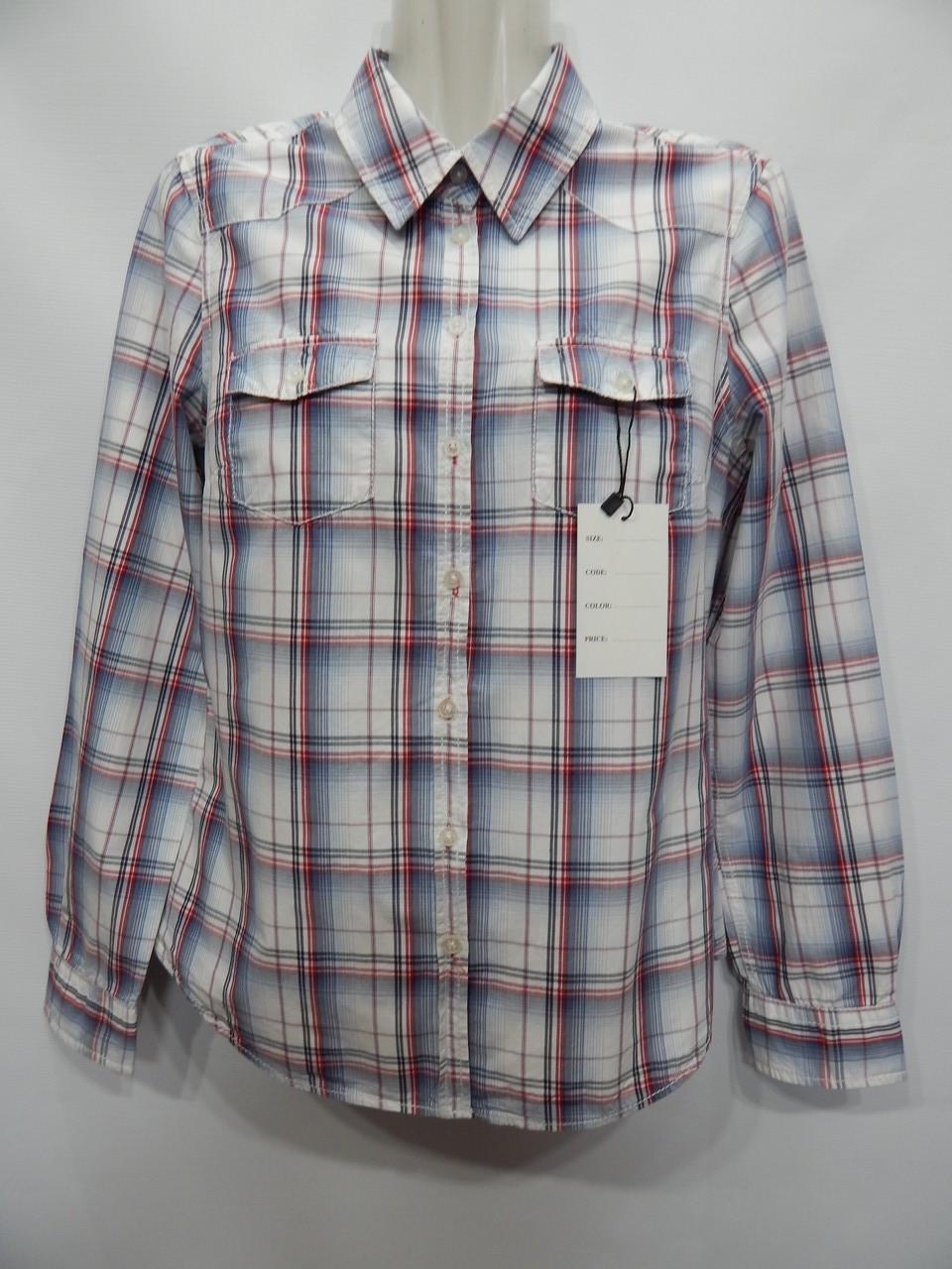 Блуза-рубашка фирменная женская L.O.G.G. (хлопок) р.44-46  050бж