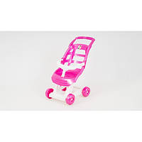 Коляска для куклы 00147 (Розовый)