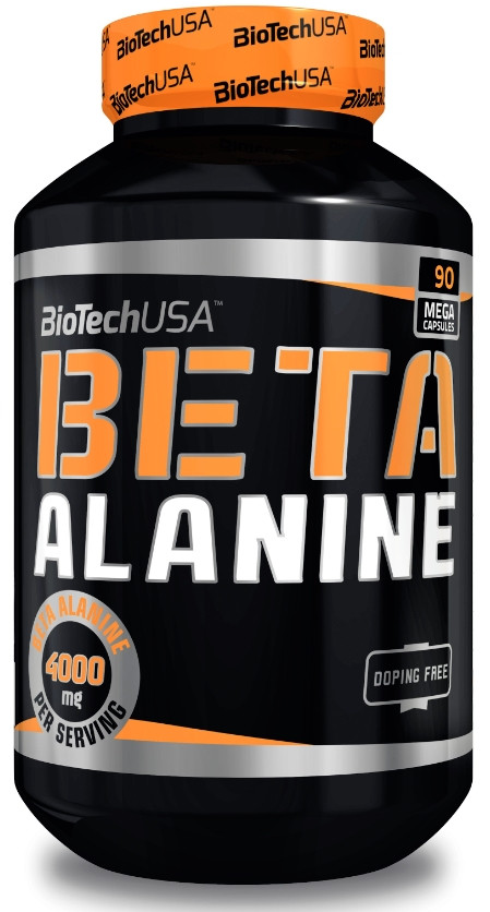 Biotech Beta Alanine 90 caps