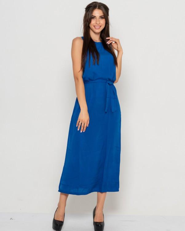 Платья  10885  S синий