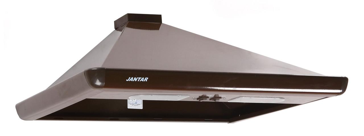 Витяжка кухонна купольна JANTAR Eco 2 60 BR (коричнева)