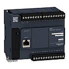 Логический контроллер Modicon M221-24IO реле Ethernet 240 В, фото 2