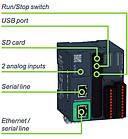Логический контроллер Modicon M221-24IO реле Ethernet 240 В, фото 6