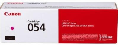 Тонер-картридж Canon 054 MF641/643/645 LBP-621/623 Magenta 1200 страниц