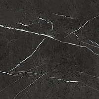 602х602 Керамогранит пол Majesty Маджести черный, фото 1