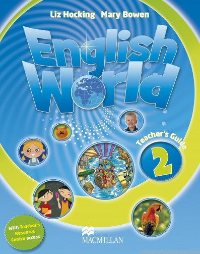 English World 2 Teacher's Guide Webcode Pack