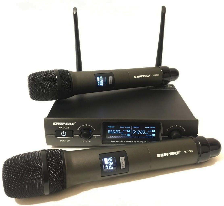 Професійна система радіомікрофонів Shuperd 2025