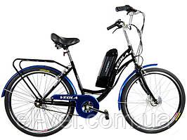 Электровелосипед VEOLA 26  36В 300-400Вт литиевая батарея 10,4 Ач