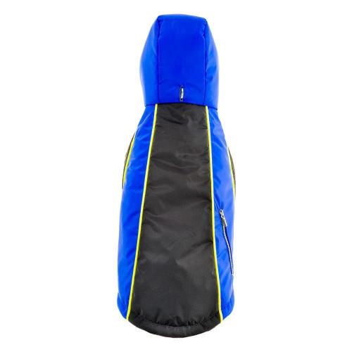 Утепленная куртка Ferplast Equipe TG 55 водонепроницаемая, для собак, синяя, 55 см