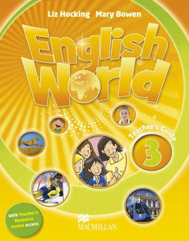 English World 3 Teacher's Guide with Webcode Pack