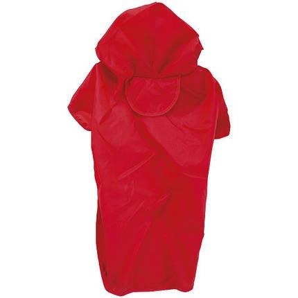 Одяг з захистом від вітру і дощу Ferplast Sailor Red TG 60 для собак, червона, 60 см, фото 2