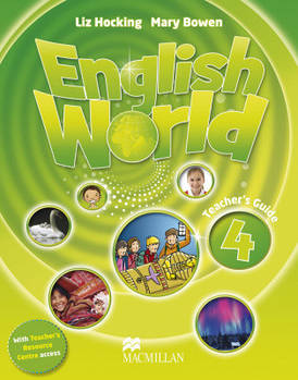 English World 4 Teacher's Guide with Webcode Pack
