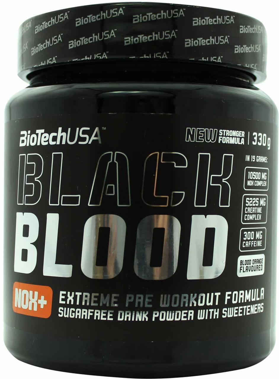 BioTech Black Blood NOX + 330 g