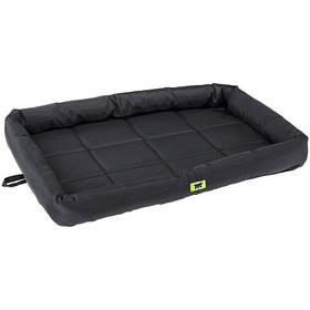 Матрац Tender Tech 90 Black Cushion для собак, чорний, 91x58x5 см
