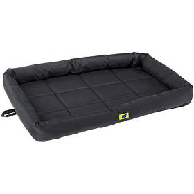 Матрац Tender Tech 120 Black Cushion для собак, чорний, 122x76x5 см
