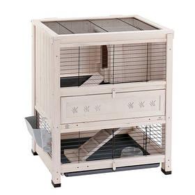 Дерев'яна клітка Ferplast Cottage Mini для кроликів