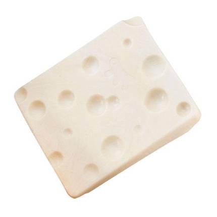 Жевательная игрушка Ferplast Goodb Tin & Nat Bag Cheese для грызунов в форме сыра, фото 2