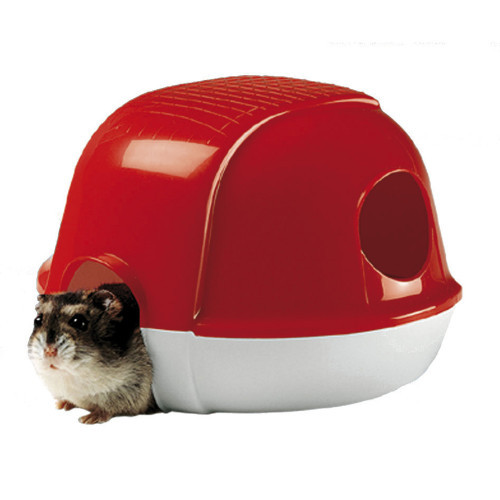 Пластиковый домик Ferplast Dacia 4634 Hamster House для хомяков