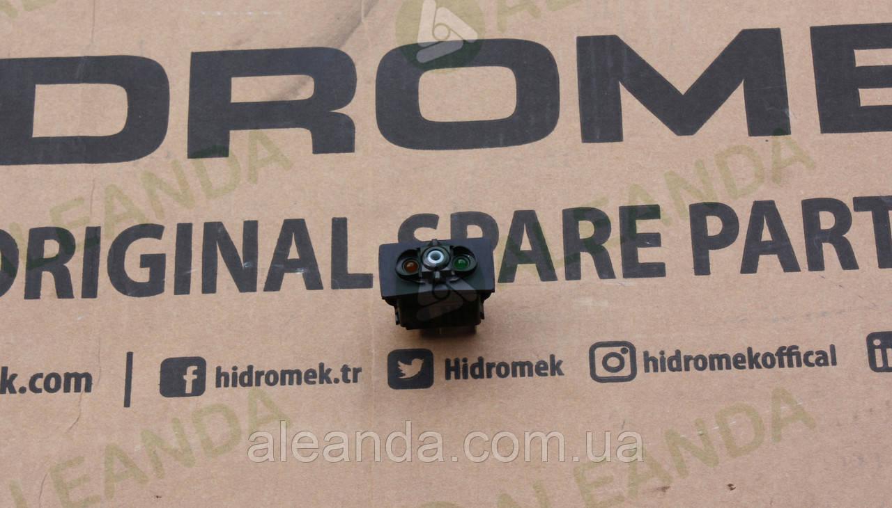 52020600 перемикач для кнопок Hidromek