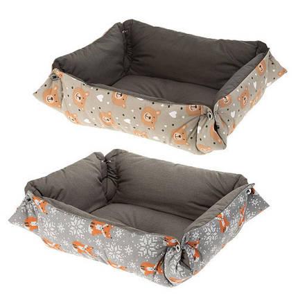Мягкий лежак Perla 40 для собак и кошек, 42x36x12 см, фото 2