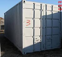 Сухой контейнер склад, 20 футов №3