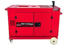 Генератор дизельный с автозапуском Vitals Professional EWI 10-3daps (11 кВт, 3 фазы, ATS)