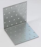 Уголок перфорированный 160х160х80х2,0 мм
