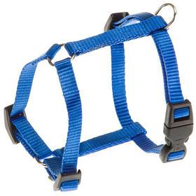 Нейлонова шлейка Ferplast Champion P XS Blue для собак, синя, А: 22x38, B: 25x38 см