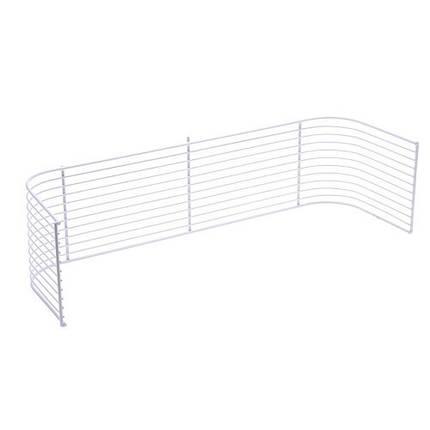 Решетка Ferplast Kit Cage Wire Combi 1 fun White для клетки для хомяков, фото 2