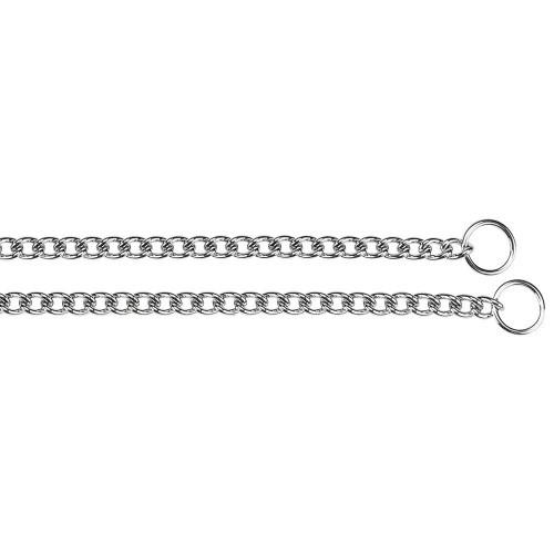 Металева ривкова ланцюг Ferplast Chrome CS1516 для собак, 34 см