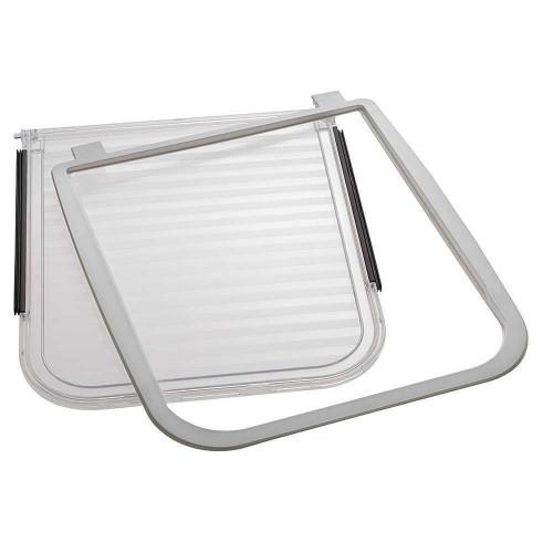 Ferplast Kit запасной клапан для створчатых дверей Swing 9 Flap White для домашних животных