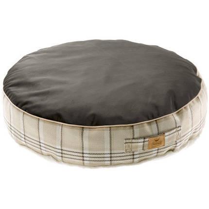 Двусторонняя подушка Livingston 60 Cushion Brown для кошек и собак, 60x15 см, фото 2