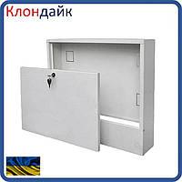 Шкаф коллекторный наружный на 2-4 выхода №1 420х580х120