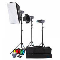Набор студийного света Mircopro MQ-300S unique kit (MQ-300SKITUN), фото 1