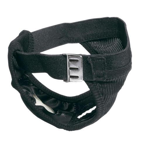 Гігієнічні труси Culotte Hygienic Black Mini для собак, чорні, 32x37 см