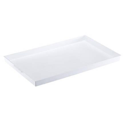 Піддон Ferplast Tray MC26 White для пташиних кліток, 39,5 x 64,5 x 4 см, фото 2