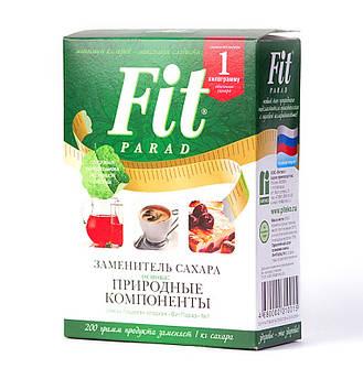 Замінник цукру на основі эритрита ФитПарад 200 г №7