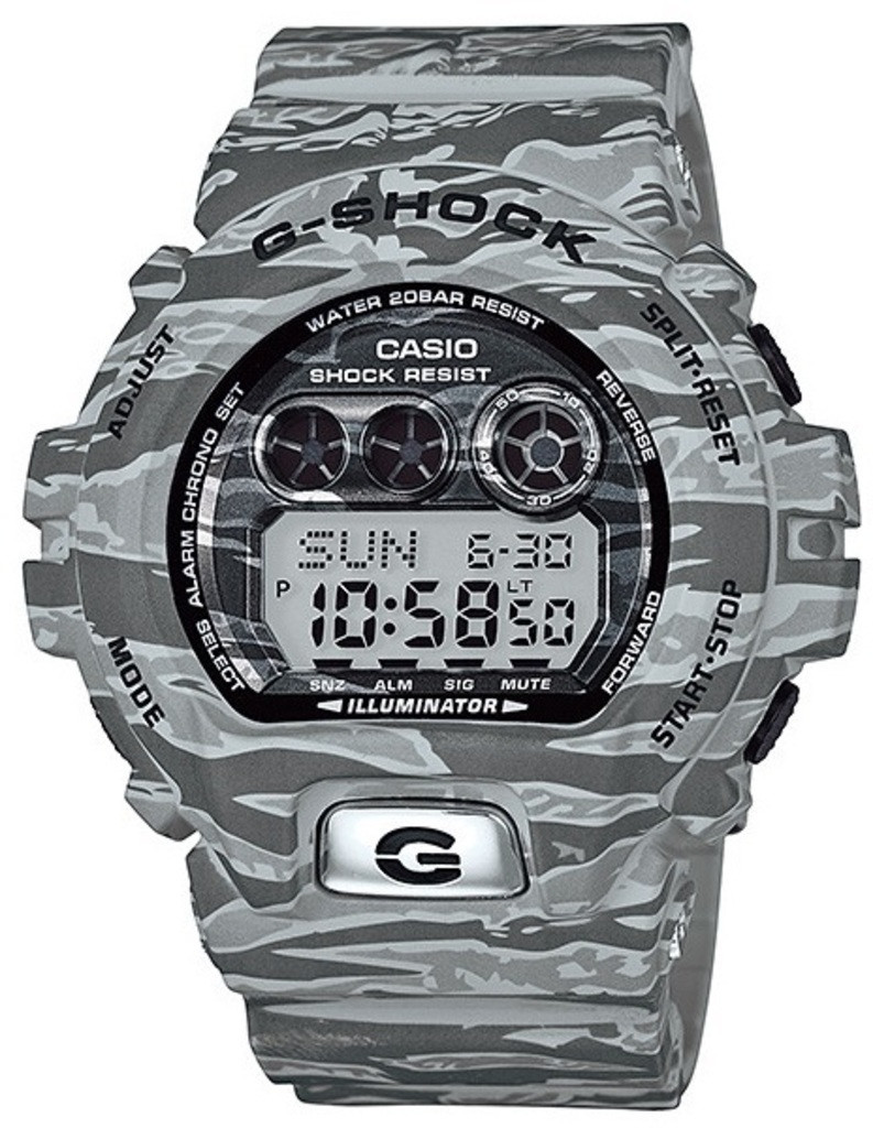 Часы CASIO GD-X6900TC-8ER