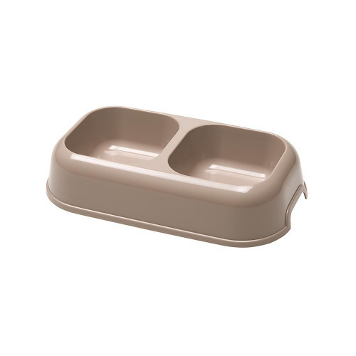 Ferplast Bowl Party 16 пластиковая миска для кошек и собак с защитой против скольжения, 700 мл